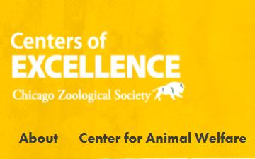 Center for Animal Welfare logo